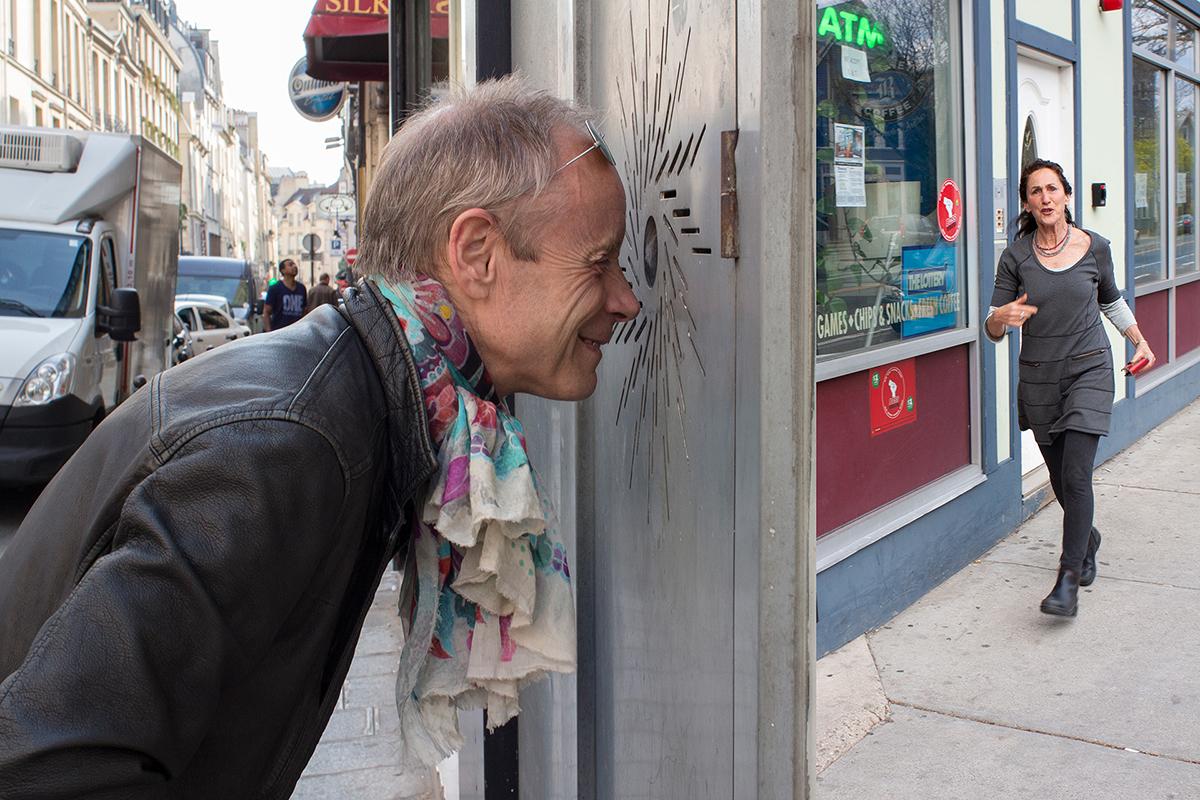 Peeping by Ellen Feldman