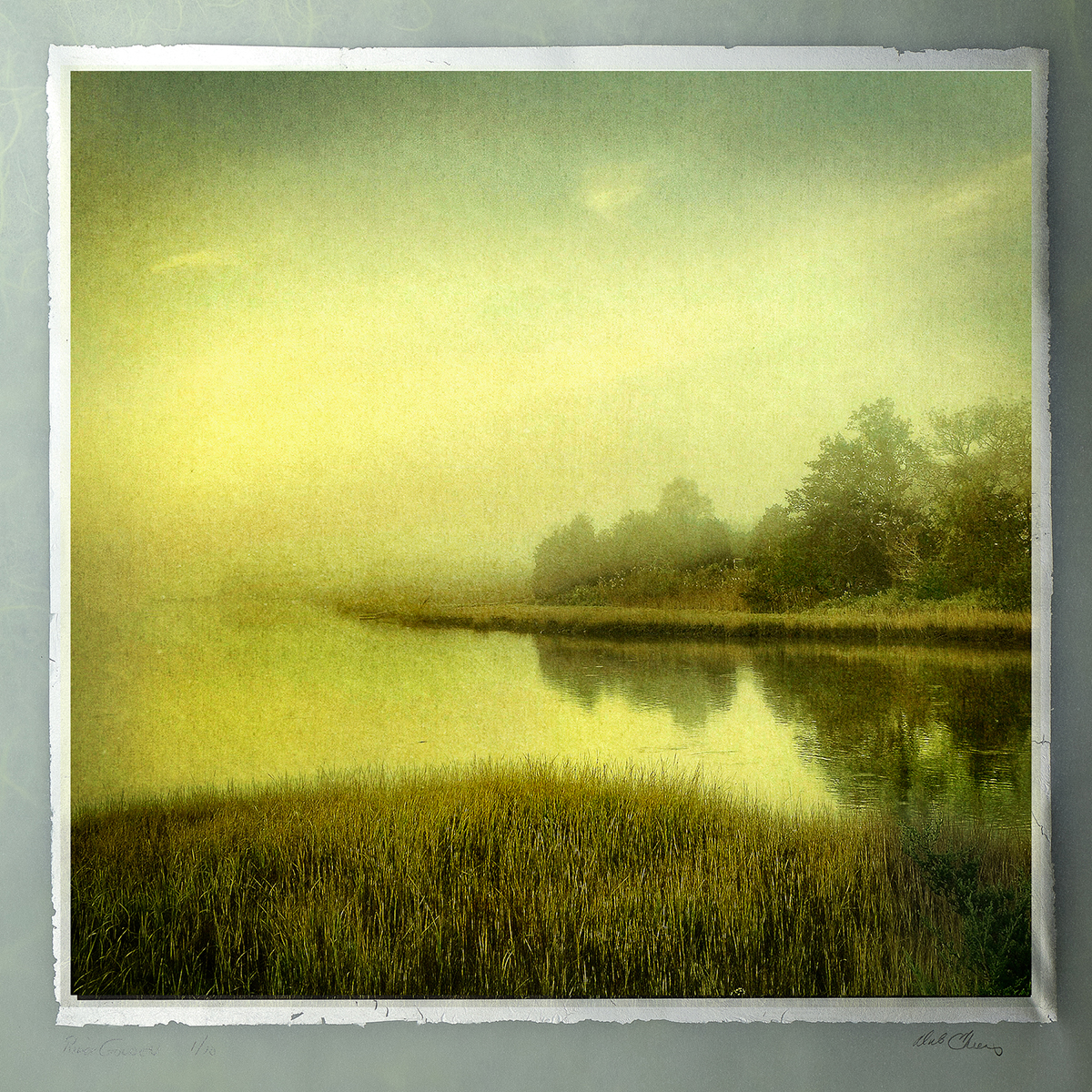River Gold-white gold