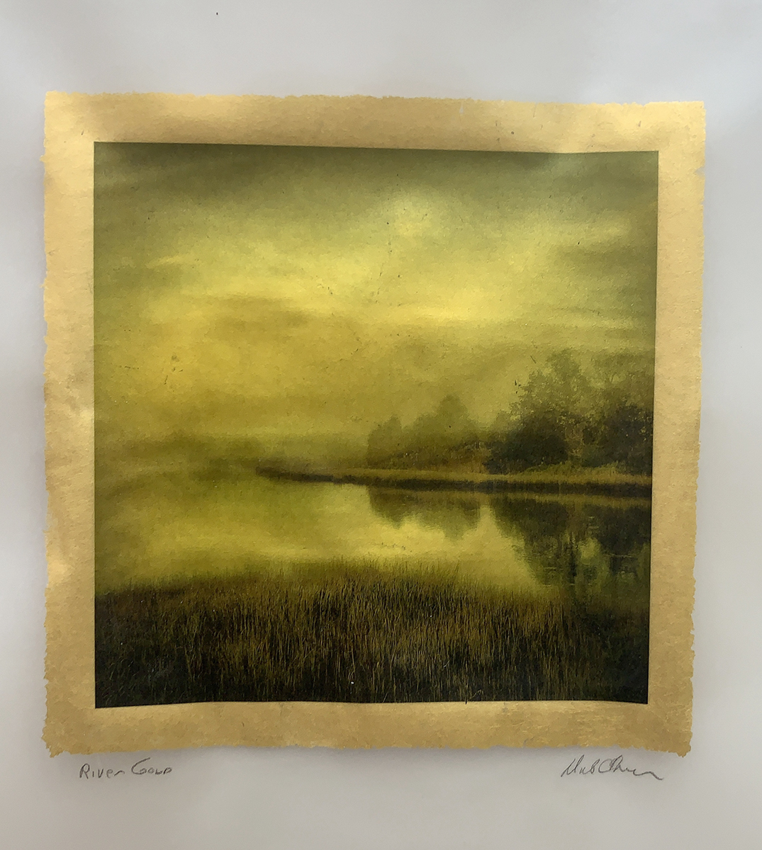 River Gold over 24K Gold