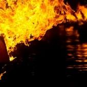 Paul Murray -  WaterFire Blaze
