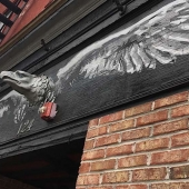 Phillip Palombo - The Eagle Monument