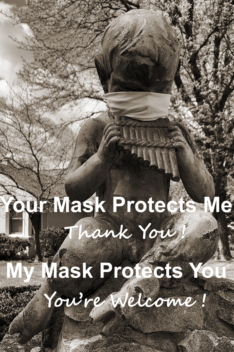 Masks Protect Us All