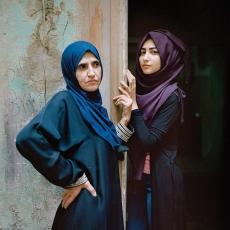 Rania Matar - Wafaa and Samira Bourj El Barajneh Refugee Camp, Beirut