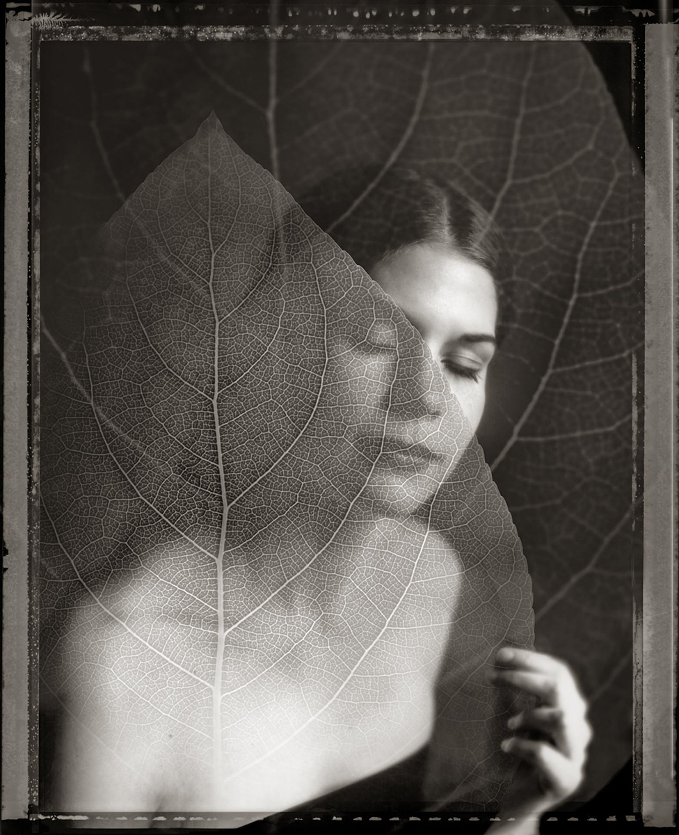 Untitled (Veil) from the Myths series