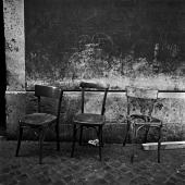 Tre Sedie, Trastevere
