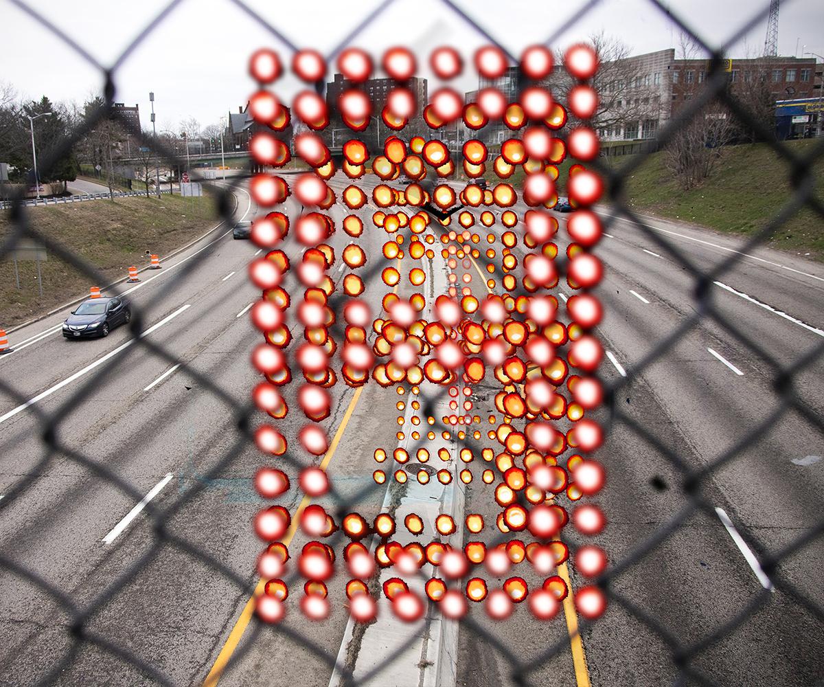 Highway Signals 1,2,3,4,5,6,7,8,9