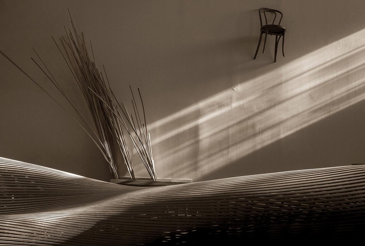 Untitled (in Matthias Pliessnigs Studio)