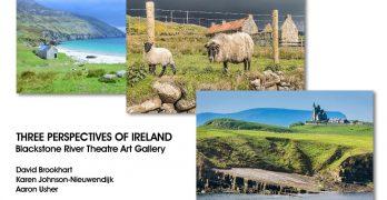 Three Perspectives of Ireland