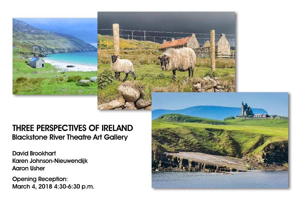 Three Perspectives of Ireland